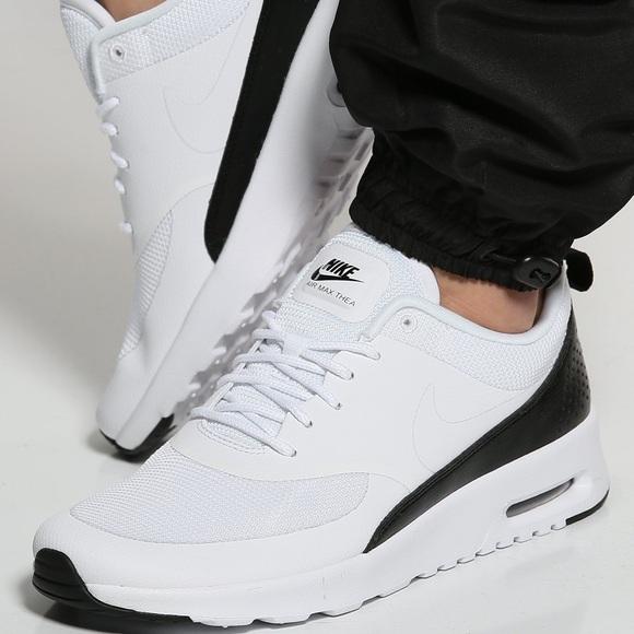 *SOLD* Nike Women's Air Max Thea White/White-Black